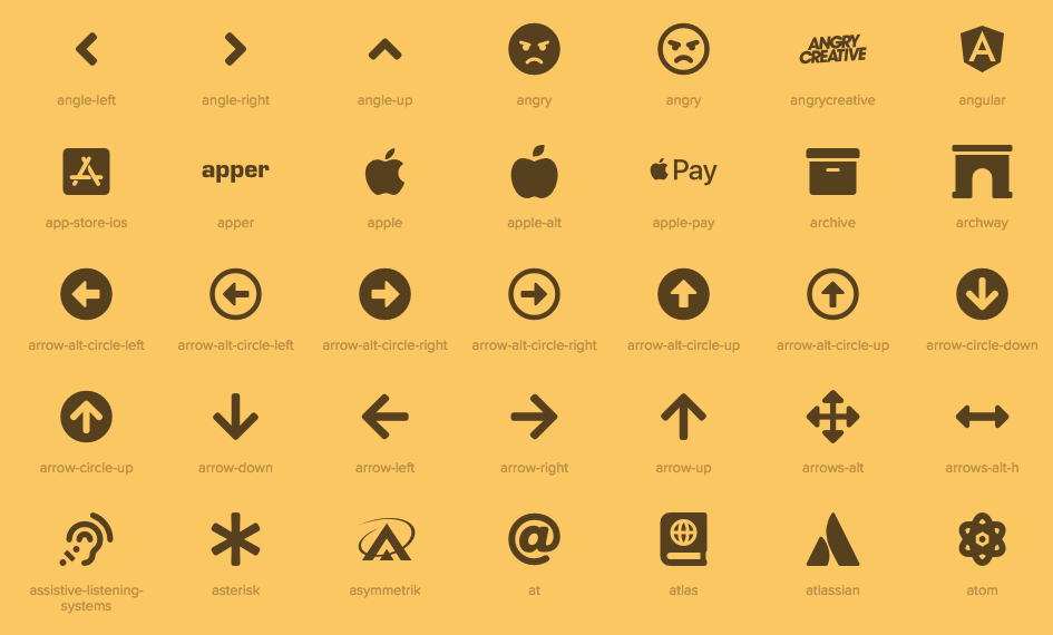 FontAwesomeの使い方(初心者向け) 簡単アイコン埋め込み方法