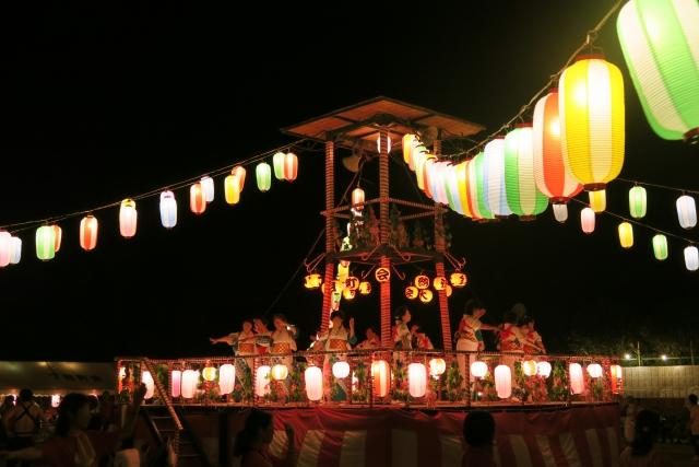 川口市盆踊り2019!西川口駅周辺の盆踊り・夏祭り開催日程と会場一覧
